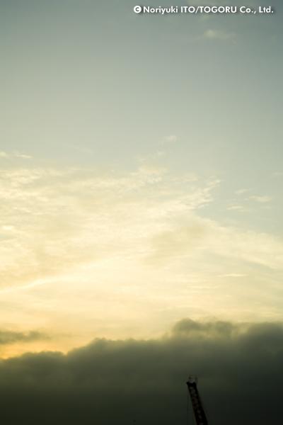 朝への梯子