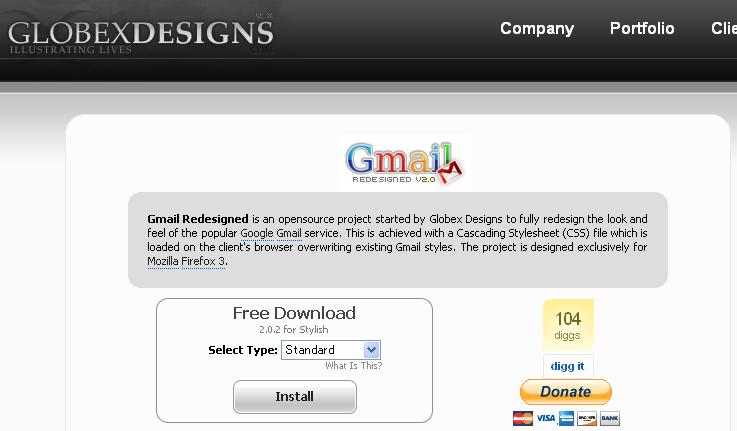 Globex_Designs-Gmail_Redesigned